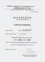 Lektorské minimum